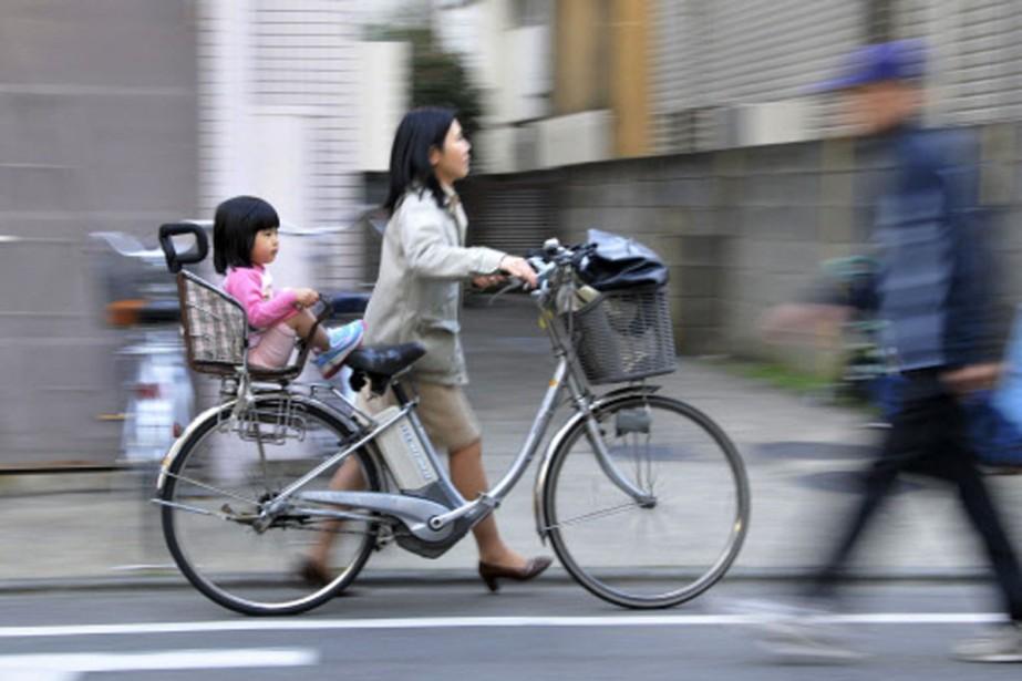 Le nombre de Japonais ayant mis fin à... (Photo: AFP)