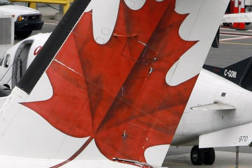 Air Canada assurera le service au départ de... (Photo: Archives Reuters)