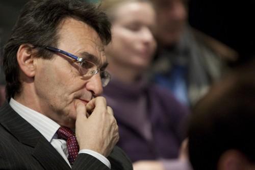 Le chef de Projet Montréal, Richard Bergeron.... (Photo: André Pichette, Archives La Presse)