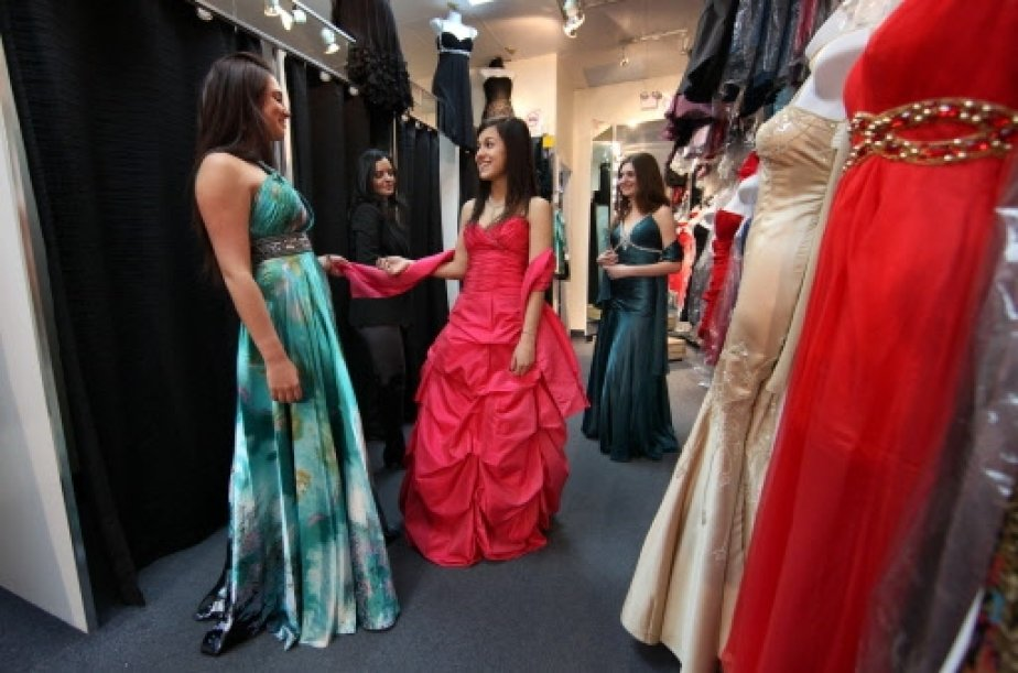 Magasins robes de soiree montreal
