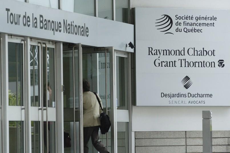 La SGF affiche des pertes de 245 millions... (Photo André Tremblay, Archives La Presse)