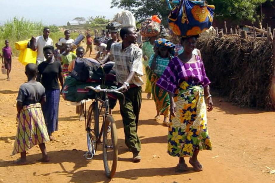 Au Burundi, les attaques perpétrées par des foules... (Photo: Reuters)