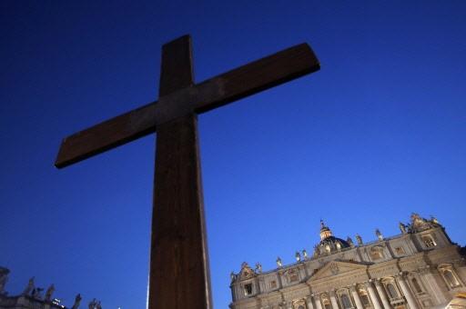 La place Saint-Pierre, à Rome.... (Photo: Reuters)
