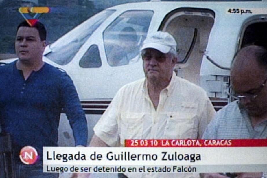 L'arrestation du président de Globovision a relancé l'inquiétude... (Photo: Reuters)