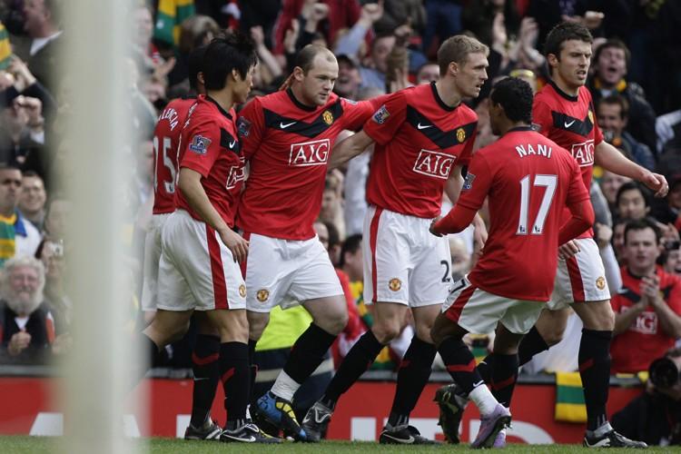 Manchester United a remporté ses six derniers matchs... (Photo: AFP)