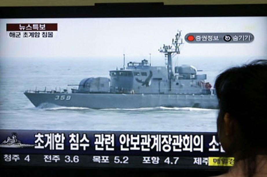 L'agence sud-coréenne Yonhap avait tout d'abord affirmé qu'un... (Photo: AP)