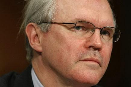 Pour l'ambassadeur américain en Irak Christopher Hill, les... (Photo: Kevin Lamarque, Reuters)