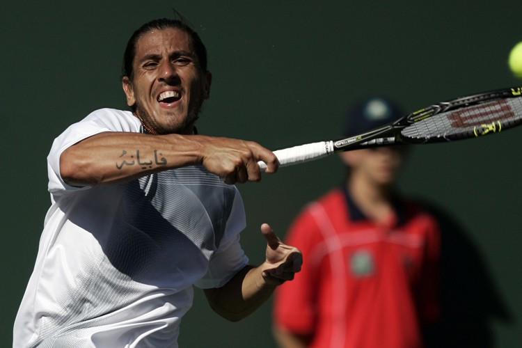 Guillermo Canas... (Photo: Reuters)