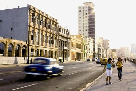 Cuba figure maintenant dans la liste des pays... (Collaboration spéciale, Pierre-Olivier Fortin)