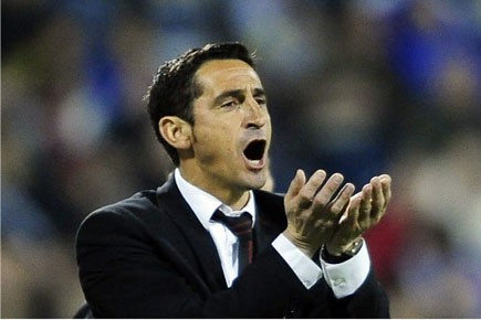 L'ancien entraîneur Manolo Jiménez a été démis de... (Photo: Manu Fernandez, AP)