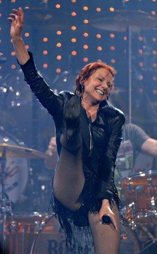 Spectacle de la chanteuse Marjo au Centre Bell. | 1 mars 2011