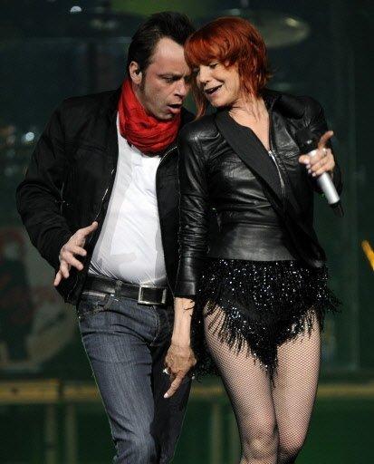 Daniel Boucher avec Marjo. | 1 mars 2011