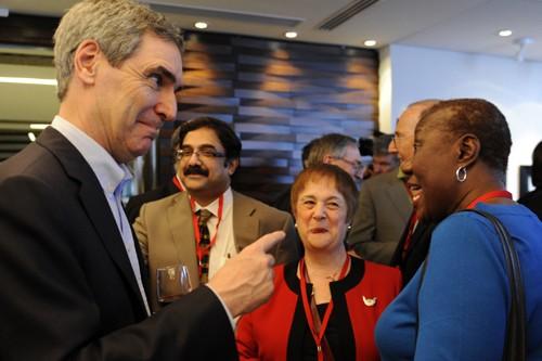 Le chef du Parti libéral Michael Ignatieff s'est... (Photo: Bernard Brault, La Presse)