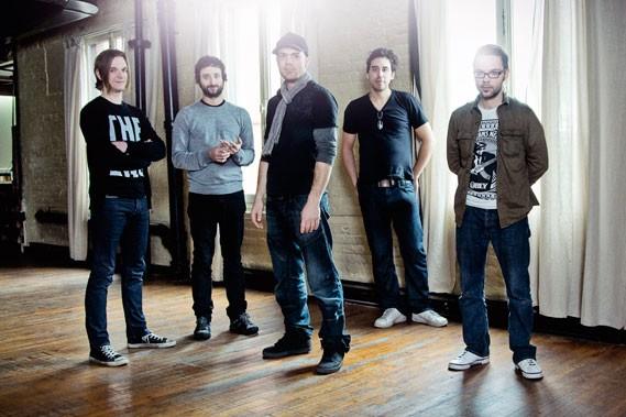 Le groupe Karkwa... (Photo: Jimmi Francoeur)