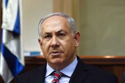 Le premier ministre israélien Benyamin Nétanyahou... (Photo: AFP)