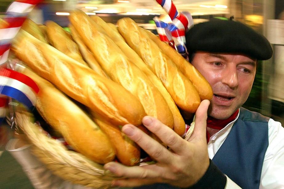 Les boulangers multiplient les variétés de pains pour satisfaire... (Photo: AFP)