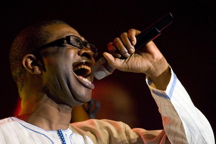 Youssou N'Dour... (Archives, La Presse)