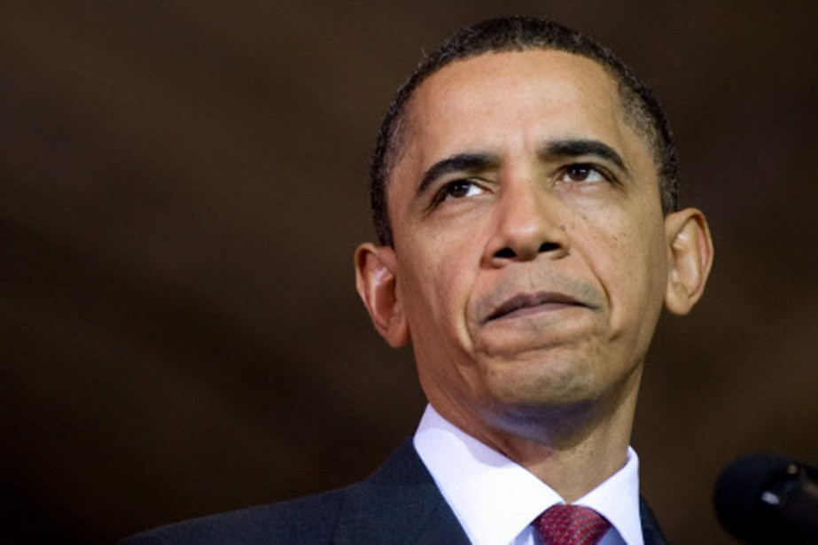 Barack Obama a déclaré que le choix de... (Photo: AFP)
