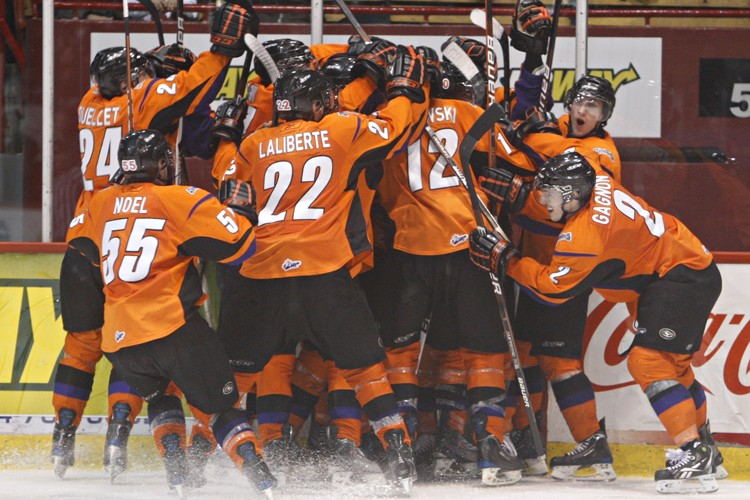 Le Junior de Montréal s'est incliné mardi en... (Photo: François Roy, La Presse)