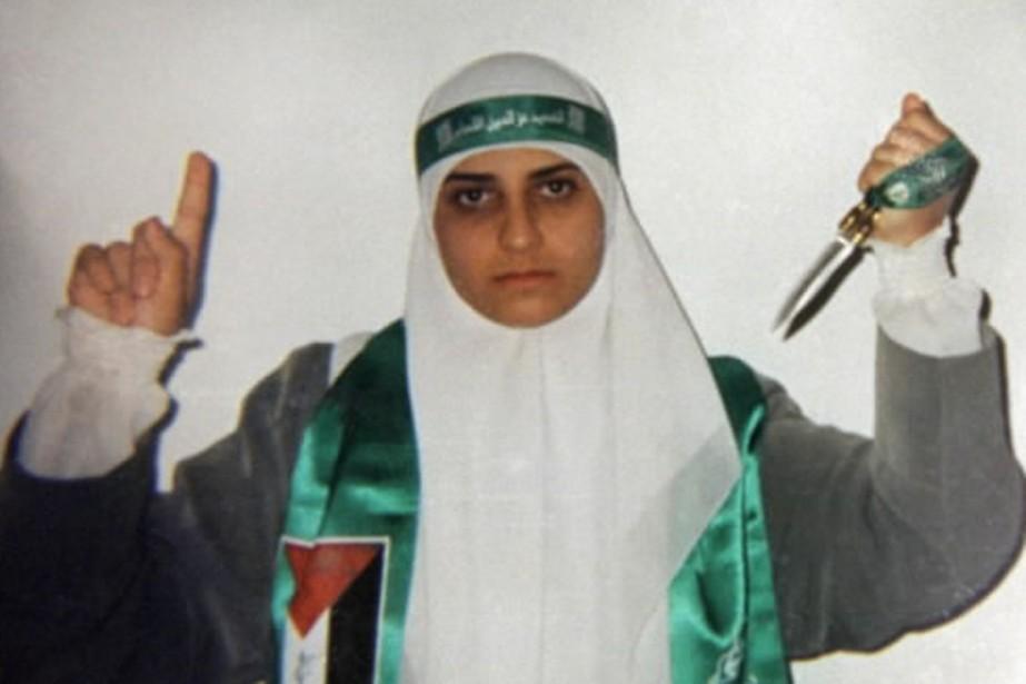 La kamikaze Darine Abou Ayech, étudiante de 21... (Photo: archives AP)