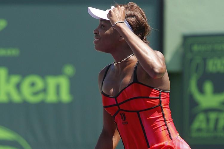 Venus Williams... (Photo: Reuters)