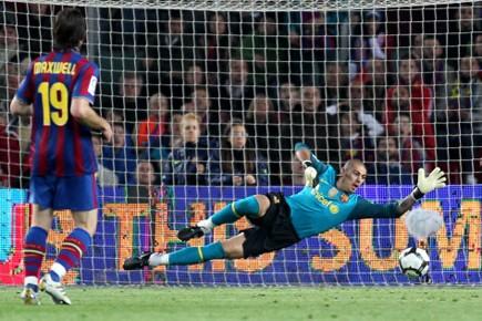 Le FC Barcelone s'est offert une mise en bouche avant son quart... (Photo: AFP)