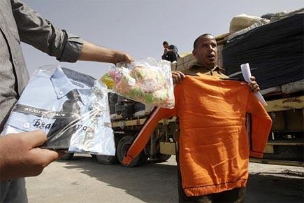 La bande de Gaza est soumise à un... (Photo: Reuters)