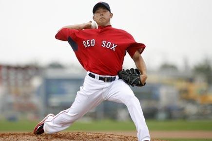 Daisuke Matsuzaka est inscrit sur la liste des... (Photo: Brian Blanco, Reuters)