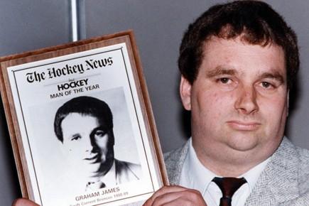 L'ancien entraîneur de hockey Graham James a été... (Photo PC)