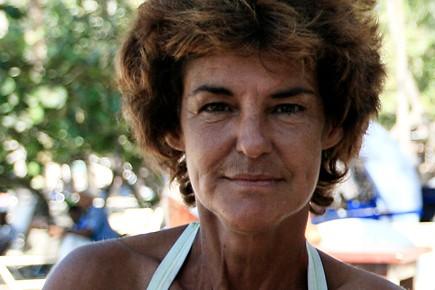 Louise Gaudreault a été sauvagement assassinée, la semaine... (Photo fournie par la famille)
