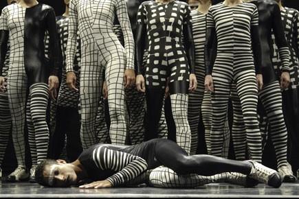 Danse La compagnie brésilienne Grupo Corpo est de... (Photo: José Luiz Pederneiras, fournie par Danse)