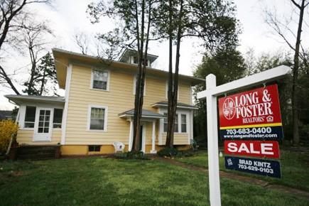 Les promesses de vente de logements aux... (Photo: Molly Riley, Reuters)