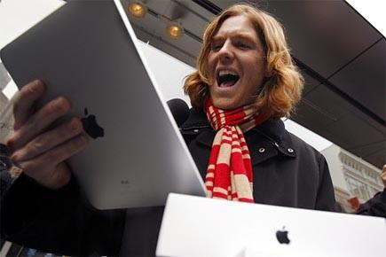 L'iPad a été vendu à plus de 300... (Photo: AP)