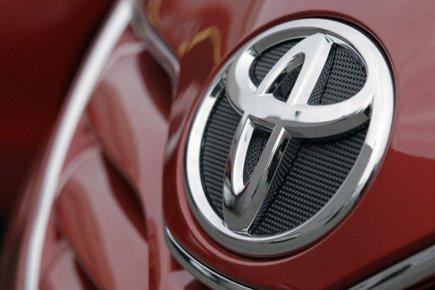 Toyota a vendu 1,79 million de véhicules dans... (Photo Mark Humphrey, AP)