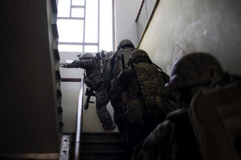 Les militaires américains ont admis avoir tué deux... (Photo: archives New York Times)