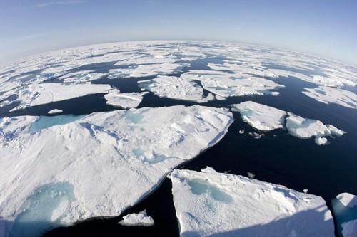 «Autour du pôle nord chaque année, c'est l'équivalent... (Photo: Archives PC)