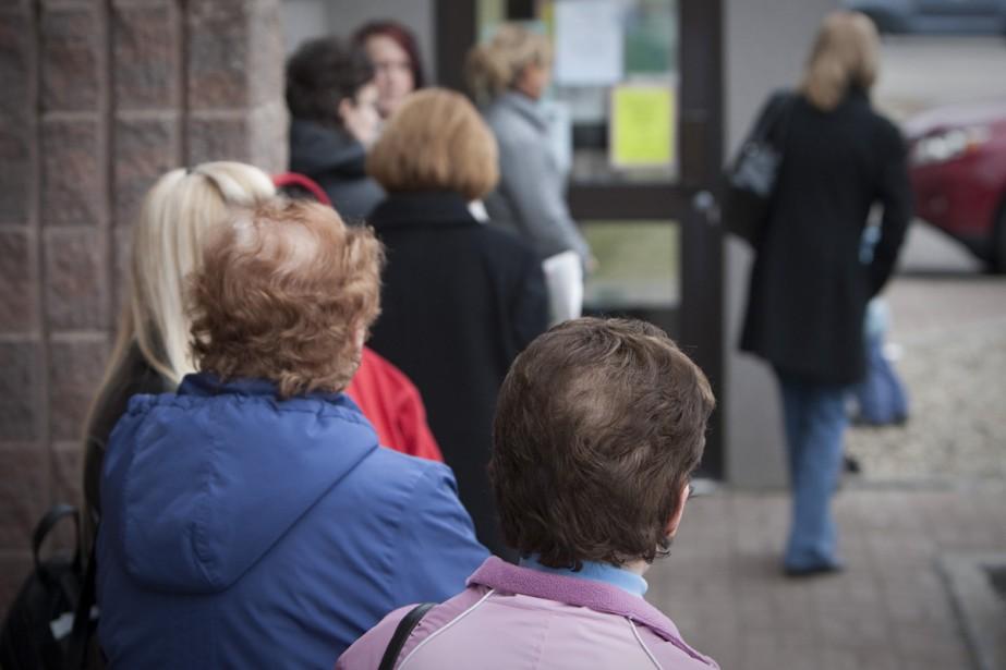 Au Québec, on estime qu'environ une personne... (Photo: Ivanoh Demers, La Presse)