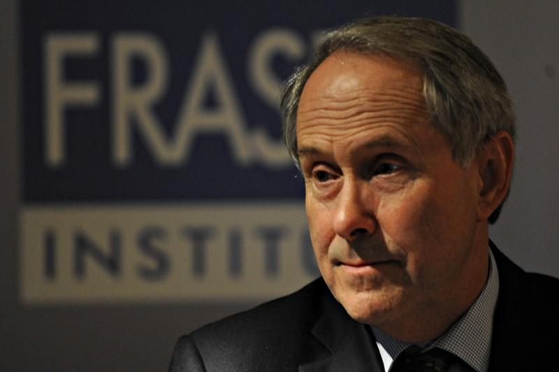Tom Flanagan ne croit pas que l'accès à... (Photo Bernard Brault, La Presse)