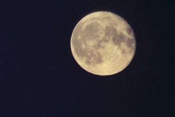 La Lune rétrécit comme une vieille pomme, révèlent des images de... (Photos.com)