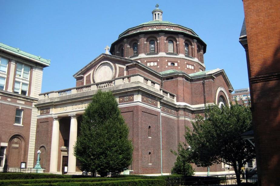 Le campus de l'Université Columbia... (Photo: WallyG, Flickr)