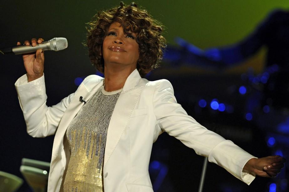 Whitney Houston... (Photo: AP)