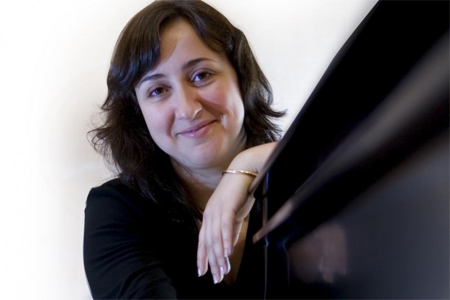 La soprano Marianne Fiset chantera Mimi dans La... (Photo: André Pichette, La Presse)