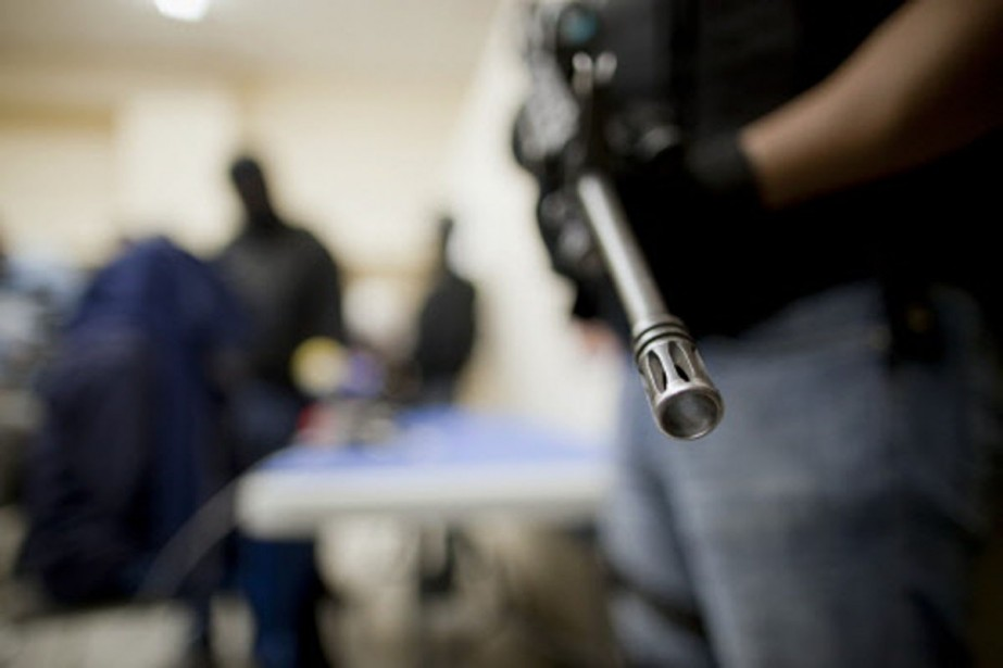 La guerre contre les cartels de la drogue... (Photo: AFP)