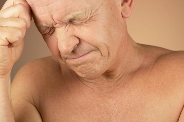 Les patients atteints de la maladie de Parkinson ont deux à trois... (Photos.com)