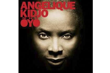 Pochette cd de Angelique Kidjo...