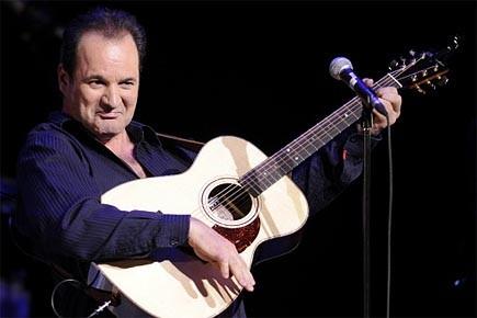 Paul Piché, en spectacle à la salle Wilfrid-Pelletier,... (Photo: Bernard Brault, La Presse)