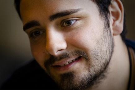 Chris Giannini estime que son nom de famille... (Photo: André Pichette, La Presse)