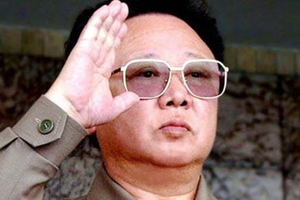 Le dirigeant nord-coréen Kim Jong-il.... (Photo: AFP)