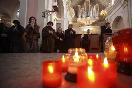 Le choix du Wawel à Cracovie, panthéon des grands hommes de... (Photo: Reuters)