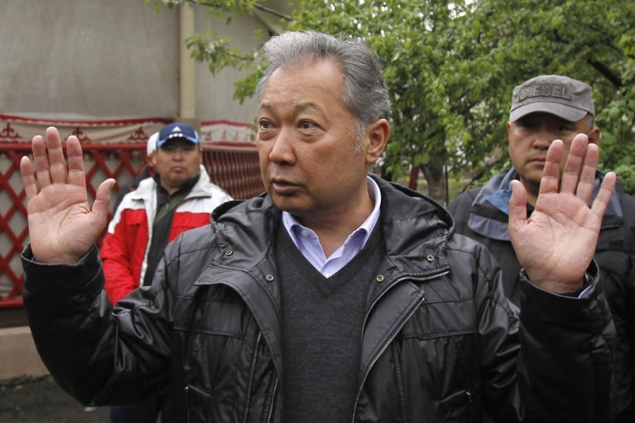 «Je suis le président et personne n'a le... (Photo: Reuters)